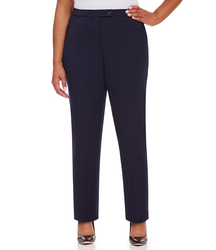 Investments Plus the MADISON AVE fit� Secret Support� Trousers