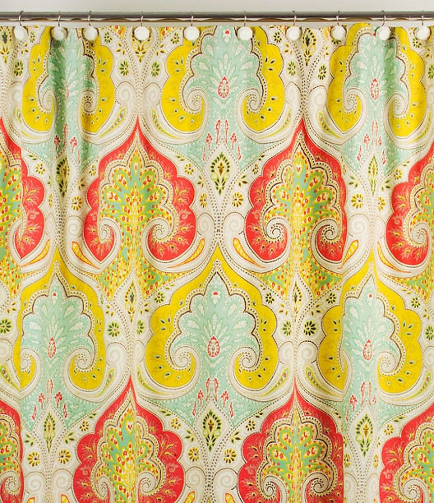 Echo Jaipur Shower Curtain
