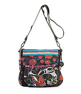 Sakroots Artist Circle Cross-Body Bag