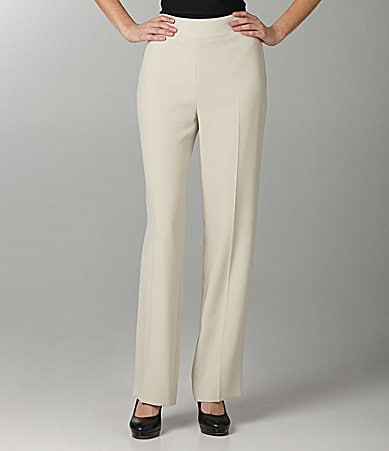 Louben Straight-Leg Pants