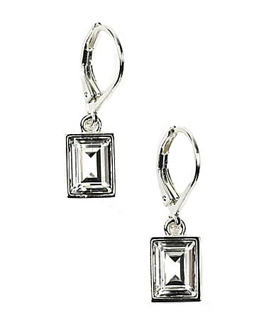 Givenchy Crystal-Drop Earrings