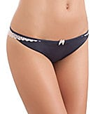 b.tempt�d by Wacoal Wrap Star Thong