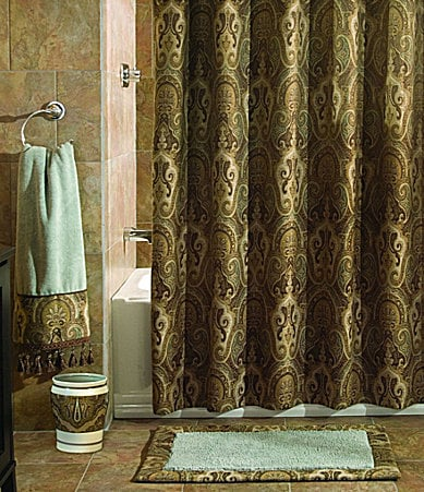 Croscill Cordero Shower Curtain