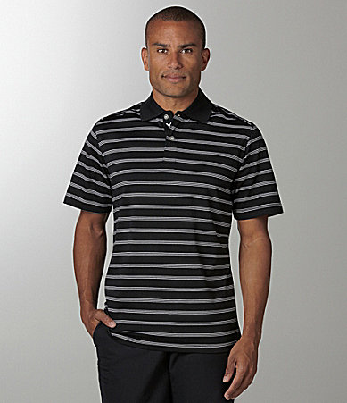 Callaway Multi-Striped Polo Shirt