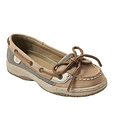 Sperry Top-Sider Girls' Angelfish Boat Shoes