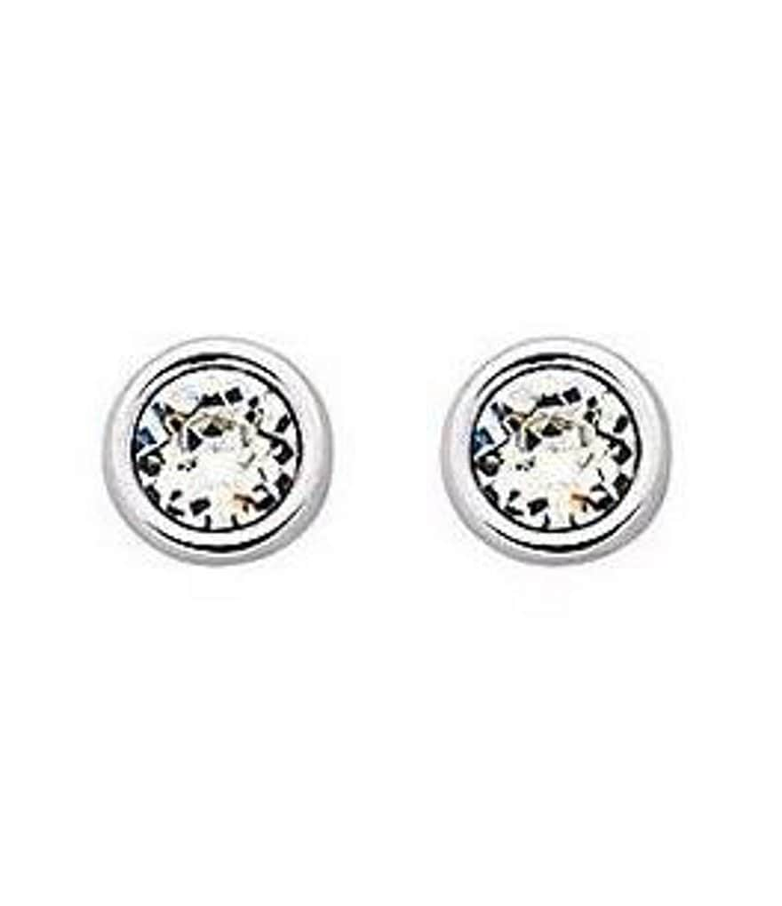 Swarovski Large Harley Stud Earrings