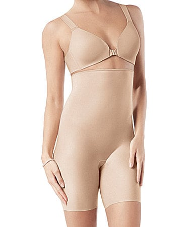 Spanx Slimplicity High-Waisted Shaping Bodysuit
