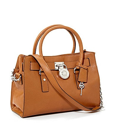 MICHAEL Michael Kors Hamilton East-West Satchel