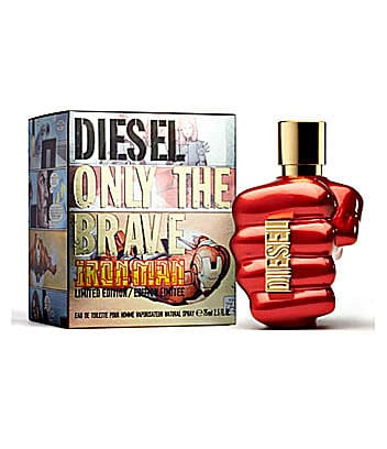 Diesel Only The Brave Limited-Edition Iron Man 2 Eau de Toilette Spray