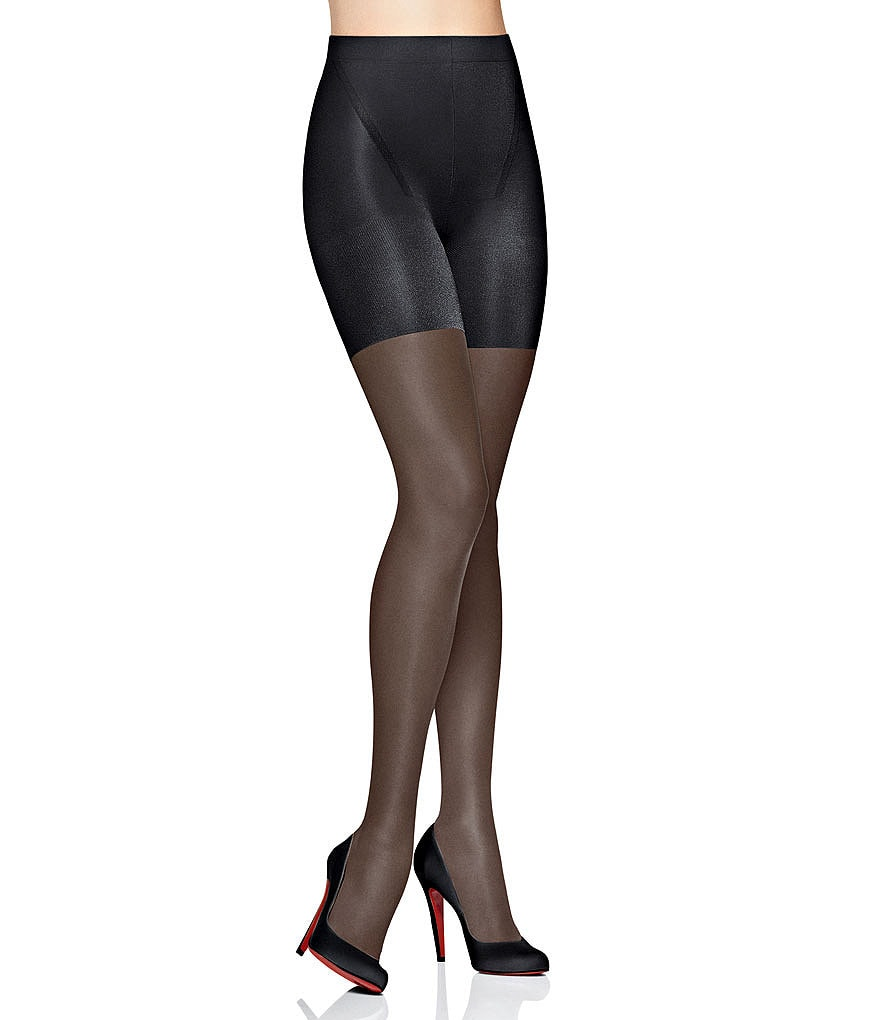 Spanx In-Power Line Super Shaping Sheer Pantyhose