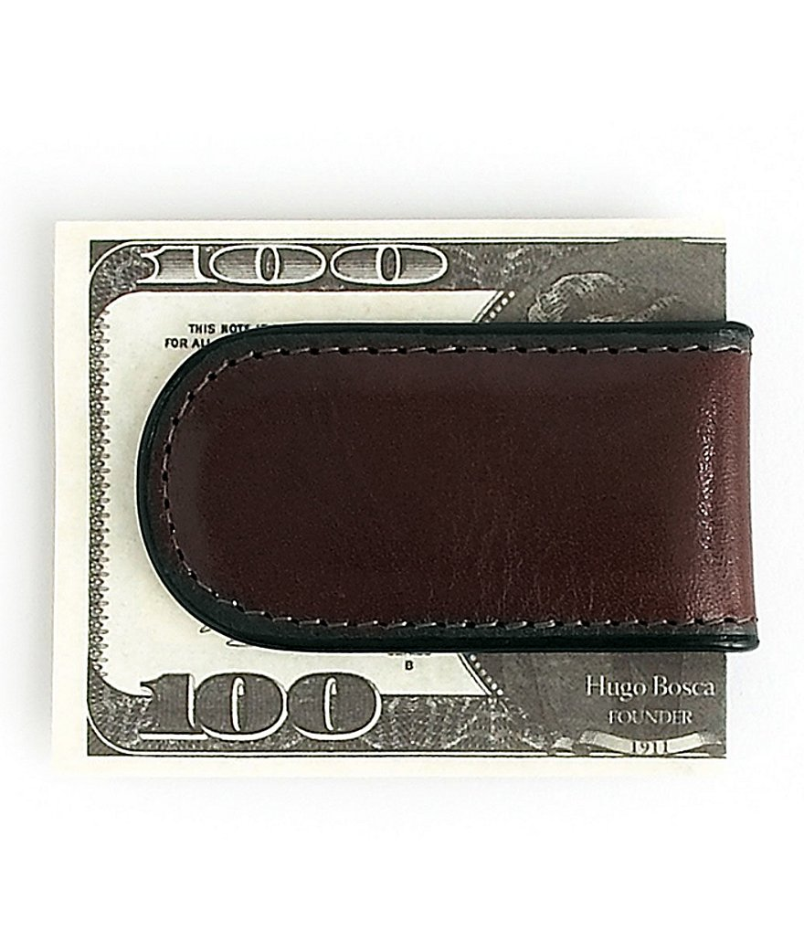 Bosca Money Clip