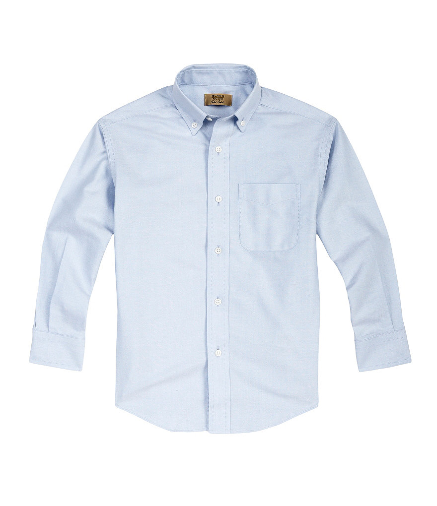 Class Club Gold Label 2T-7 Long-Sleeve Oxford Shirt