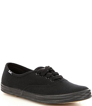 Keds Champion Canvas Lace-Up Oxfords