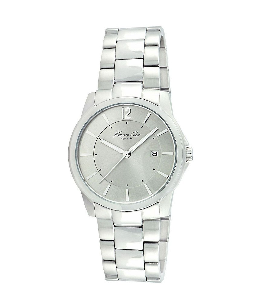 Kenneth Cole New York 3-Hand & Date Watch