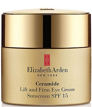 Elizabeth Arden Ceramide Plump Perfect Ultra Lift and Firm Eye Cream SPF 15