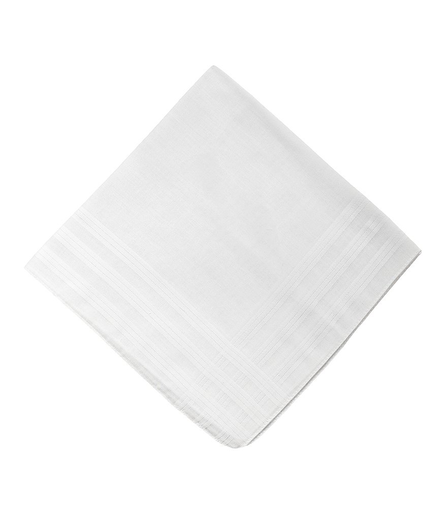 Roundtree & Yorke Imperial Handkerchiefs 13-Pack