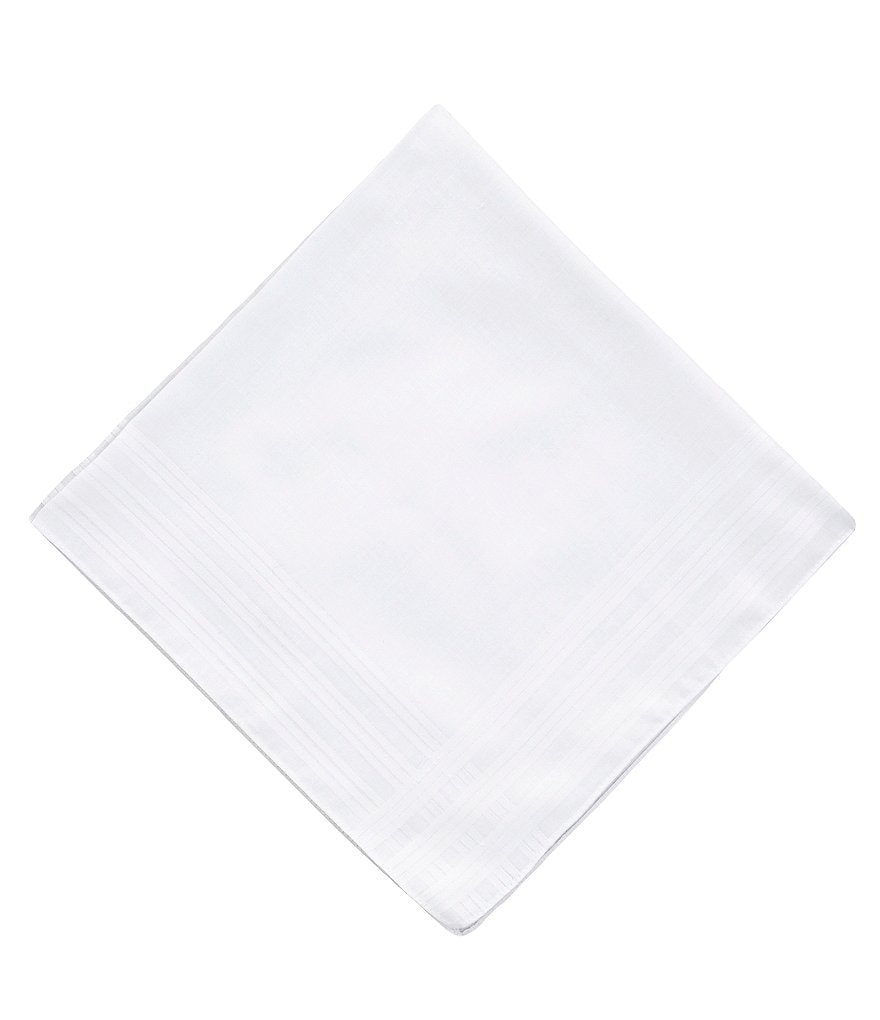 Roundtree & Yorke Imperial Handkerchiefs 7-Pack