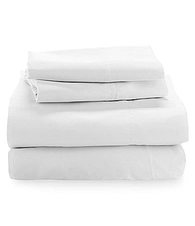 Noble Excellence 400-Thread-Count Cotton Sateen Sheet Set