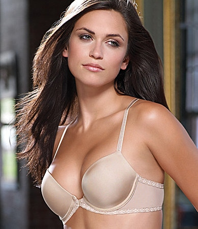 b.tempt�d by Wacoal Faithfully Yours Front Closure Y-Back Contour Bra