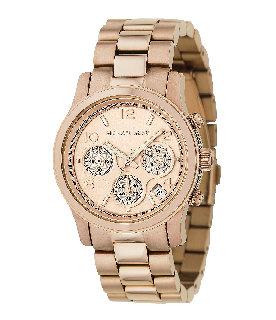 Michael Kors Runway Chronograph Sport Watch