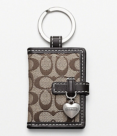 COACH LARGE SIGNATURE C PICTURE FRAME