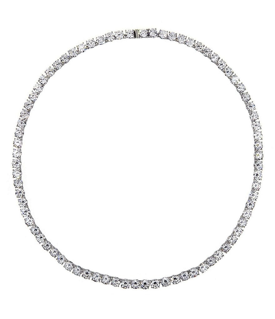 Nadri All-Around Cubic Zirconia Necklace