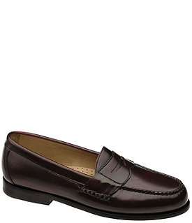Johnston & Murphy Hayes Dress Penny Loafers Image