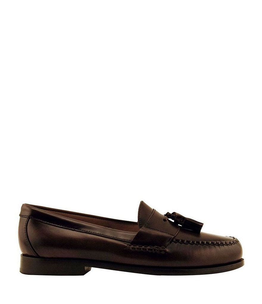 Johnston & Murphy Hayes Tassel Dress Loafers