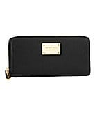 MICHAEL Michael Kors Jet Set Zip-Around Continental Clutch Wallet