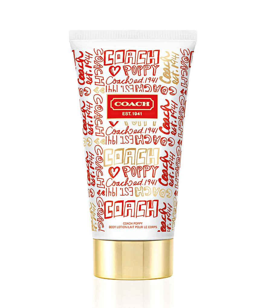 COACH Poppy Body Lotion