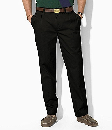 Polo Ralph Lauren Ethan Vintage Pleated Pants