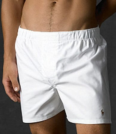 Polo Ralph Lauren Big & Tall Solid Broadcloth Boxer
