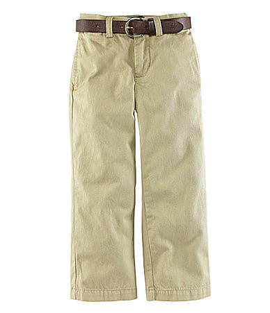 Ralph Lauren Childrenswear 8-20 Classic Suffield Pants