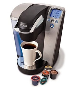 Keurig Platinum Single-Serve Brewing System
