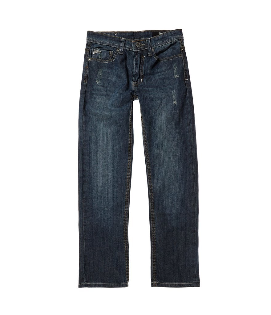Buffalo David Bitton Big Boys 8-20 Evan Slim-Fit Denim Jeans
