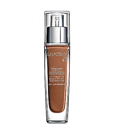 lancome teint miracle lit from within makeup natural skin perfection spf 15
