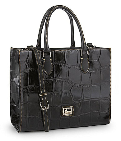 Dooney & Bourke Croco-Embossed