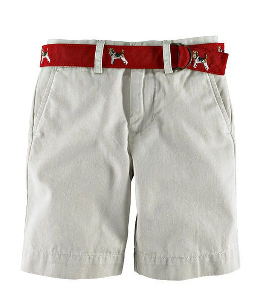 Ralph Lauren Childrenswear Big Boys 8-20 Prospect Chino Shorts