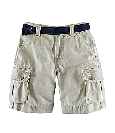 Ralph Lauren Childrenswear 8-20 Gellar Shorts