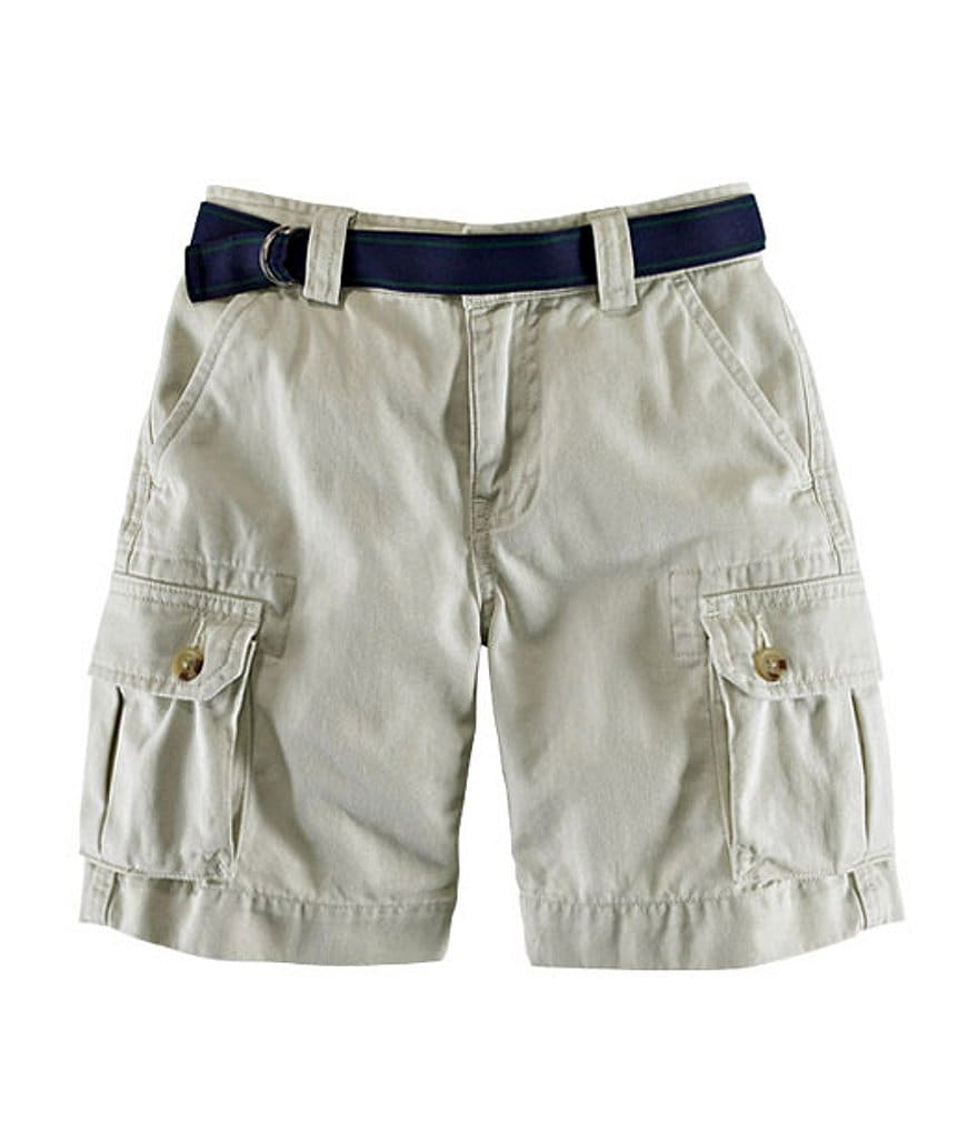 Ralph Lauren Childrenswear Big Boys 8-20 Gellar Shorts