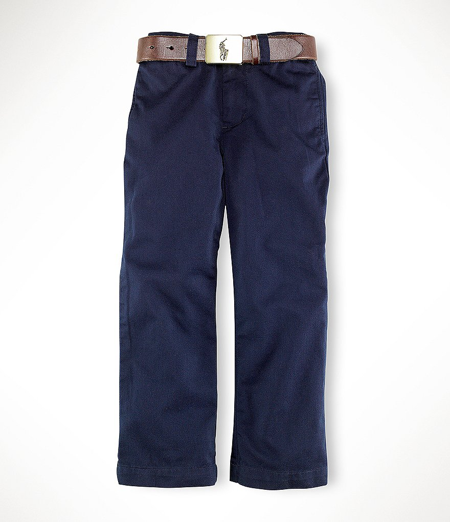 Ralph Lauren Childrenswear Big Boys 8-20 Suffield Chino Pants