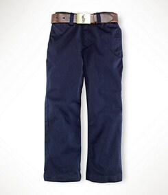 Ralph Lauren Childrenswear 8-20 Suffield Chino Pants