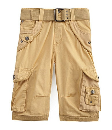 Request Jeans 8-20 Twill Shorts