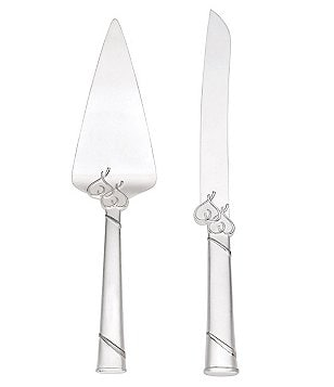 Lenox True Love Wedding Cake Serving Set
