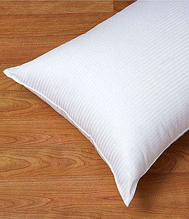Nobility 350-Thread-Count Dobby Firm & Extra-Firm Bed Pillows