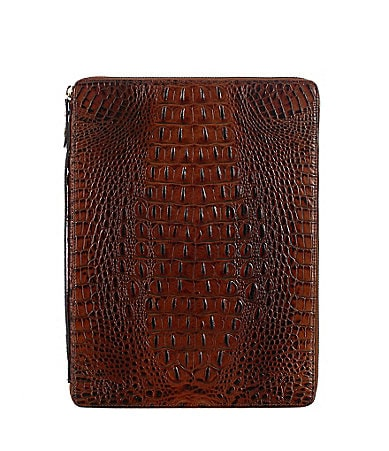 Brahmin Logan Leather Portfolio