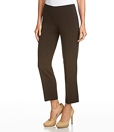 Margaret M Side-Zip Pants
