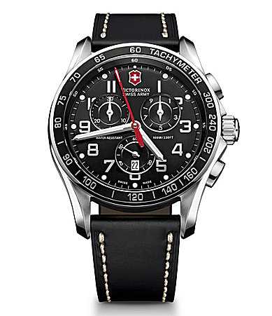 Victorinox Swiss Army Classic Chronograph Watch