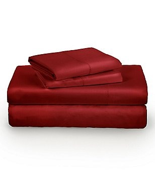 Noble Excellence 500-Thread-Count Cotton Sateen Sheet Set