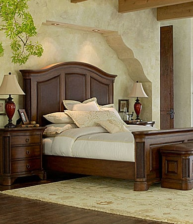 Reba Santa Fe Bedroom Group